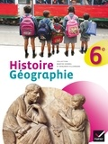 Martin Ivernel et Benjamin Villemagne - Histoire géographie 6e.