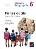 Martin Ivernel et Benjamin Villemagne - Histoire Géographie 6e - Fiches outils pour la classe.