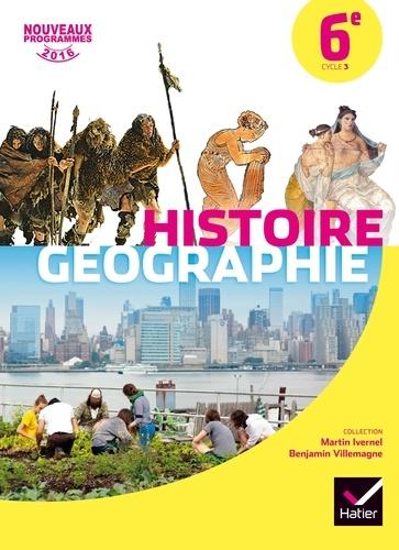 Histoire Geographie 6e Manuel De L Eleve