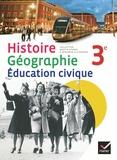 Martin Ivernel et Benjamin Villemagne - Histoire Géographie Education civique 3e - Manuel élève.