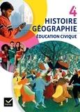 Martin Ivernel et Benjamin Villemagne - Histoire-géographie et éducation civique.