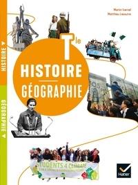 Martin Ivernel et Matthieu Lecoutre - Histoire-Géographie Tle.