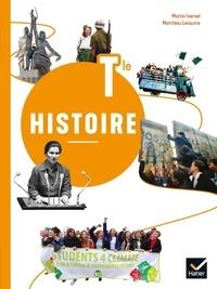 Martin Ivernel et Matthieu Lecoutre - Histoire Tle.