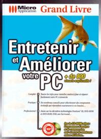 Deedr.fr ENTRETENIR ET AMELIORER VOTRE PC. Avec un CD-ROM Image
