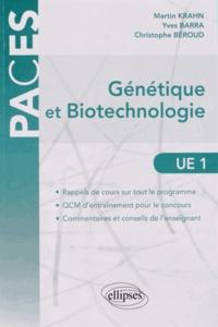 Génétique et Biotechnologie UE 1.pdf