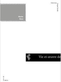 Martin Kunz - Vie et oeuvre de Martin Kunz.