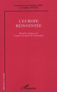 Deedr.fr L'Europe réinventée - Regards critiques sur l'espace européen de l'éducation Image