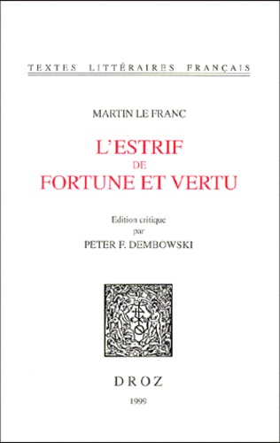 Martin Le Franc - .