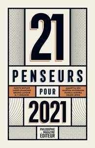 Martin Legros et Judith Butler - 21 penseurs pour 2021.