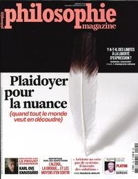Martin Legros et Michel Eltchaninoff - Philosophie Magazine N° 145, décembre 202 : Plaidoyer pour la nuance - (Quand tout le monde veut en découdre).