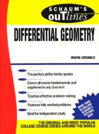 Schaums outline of differential geometry.pdf
