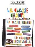 Bruno Clavier - La classe chante 10 chansons inoubliables Cycles 2/3. 1 CD audio