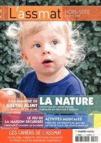 Catherine Doublet - Les Cahiers de L'assmat Hors-série N° 2, Avr : La nature.