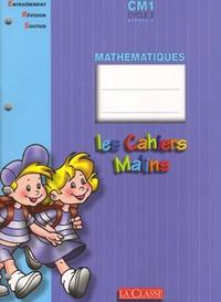 Martin Media - Mathématiques CM1 - Lot de 5 exemplaires.