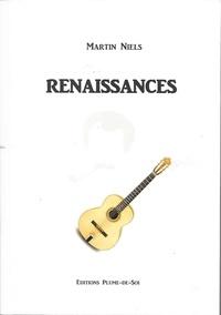 Martin Niels - Renaissances.