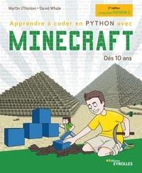 Martin O'Hanlon et David Whale - Apprendre à coder en Python avec Minecraft.