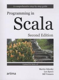 Martin Odersky - Programming in Scala.