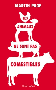Deedr.fr Les animaux ne sont pas comestibles Image