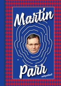 Martin Parr - Autoportrait.