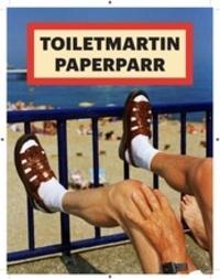 Martin Parr - Toilet Martin Paper Parr Magazine.