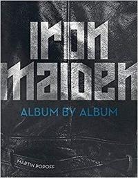 Martin Popoff - Iron Maiden.