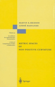 Martin-R Bridson et André Haefliger - Metric Spaces of Non-Positive Curvatures.