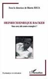 Martin Reca - Heinrich / Enrique Racker - Vous avez dit contre-transfert ?.