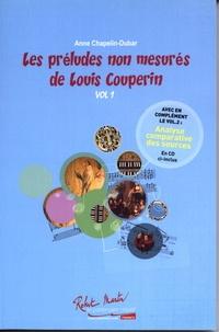 Les préludes non mesurés de Louis Couperin - Volume 1.pdf