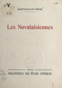 Martin-Saint-René - Les Novalaisiennes.
