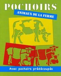 Martin Sanders - Pochoirs animaux de la ferme.
