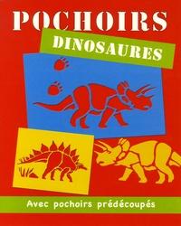 Martin Sanders - Pochoirs Dinosaures.