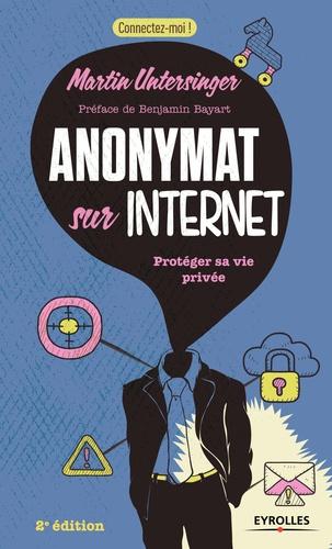 Anonymat sur Internet - 9782212295610 - 8,99 €
