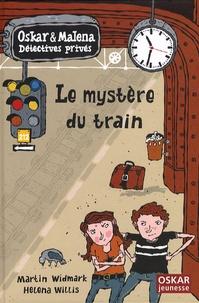 Martin Widmark et Helena Willis - Oskar et Malena Détectives privés  : Le mystère du train.