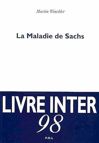 Martin Winckler - La Maladie de Sachs.
