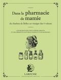 Martina Krcmár - Dans la pharmacie de mamie du charbon de Belloc au vinaigre des 4 voleurs.