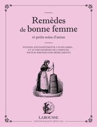 Martina Krčmár - Remèdes de bonne femme et petits soins d'antan.