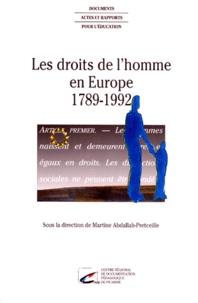 LES DROITS DE LHOMME EN EUROPE 1789-1992.pdf