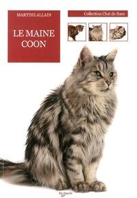 Martine Allain - Le Maine Coon.