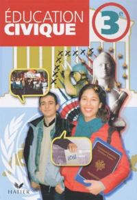 Martine Allaire et Françoise Armand - Education civique 3ème.