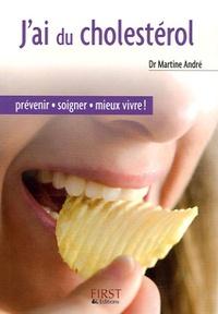 J'ai du cholestérol - Martine André  