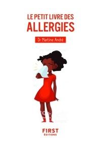 Martine André - Le petit livre des allergies.