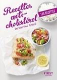Martine André - Recettes anti-cholestérol - 120 recettes.