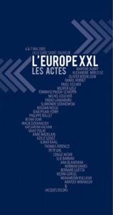 Martine Aubry et Alexandre Mirlesse - L'Europ XXL, les actes - 6&7 mai 2009 Lille gare Saint-Sauveur.