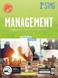 Martine Baldassari et Mustapha Daoudi - Management 1re STMG.