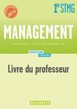 Martine Baldassari et Mustapha Daoudi - Management 1re STMG - Livre du professeur.