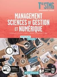 Martine Baldassari et Jean-Philippe Delfort - Management, Sciences de gestion et Numérique Tle STMG.