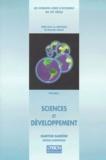 Martine Barrère et  Collectif - Les sciences hors d'Occident au XXe siècle Tome 5 - Sciences et développement.