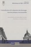 Martine Behar-Touchais et David Bosco - L'intensification de la réparation des dommages issus des pratiques concurrentielles.