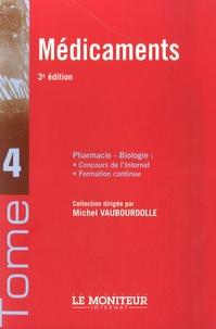 Martine Beljean-Leymarie - Médicaments.