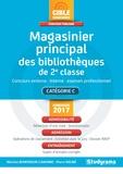 Martine Benkimoun-Canonne et Pierre Maubé - Magasinier principal des bibliothèques de 2e classe.